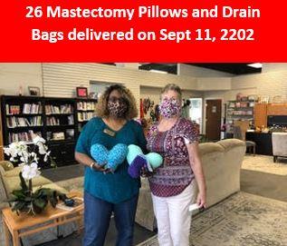 Home Life - Masectomy bags